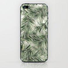 palms iPhone & iPod Skin
