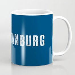 Spartanburg, South Carolina Coffee Mug
