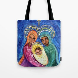 A Baby Changes Everything Tote Bag
