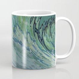 Churning Up Coffee Mug
