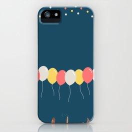 Baloon iPhone Case