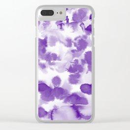Aquatica Royal Clear iPhone Case