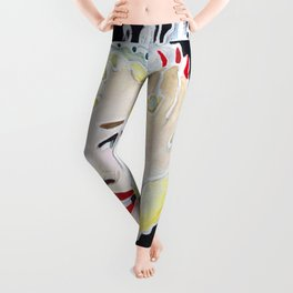 Diamonds are a Girl's Best Friend Leggings
