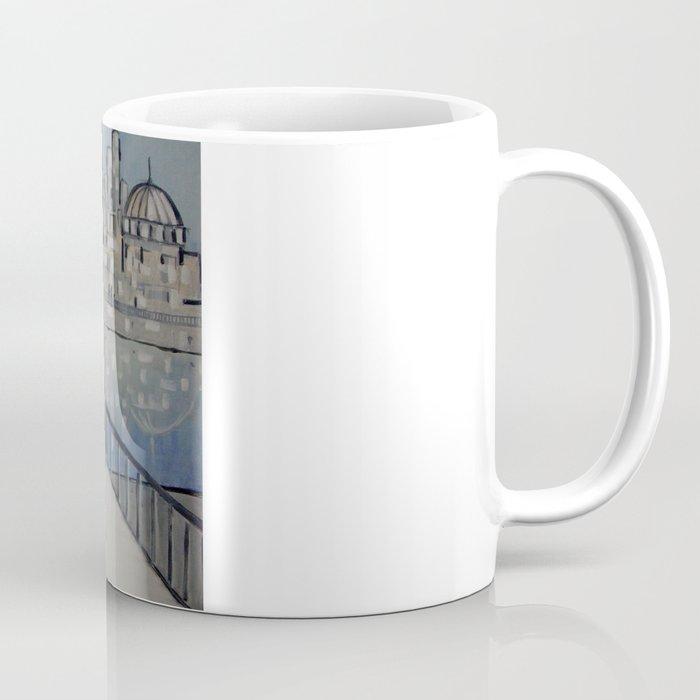 foot traffic 02 Coffee Mug
