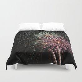 Firework 2 Duvet Cover