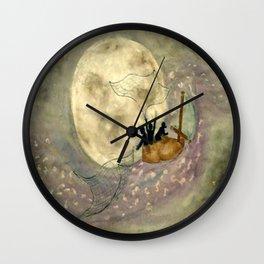 Winkin, Blinkin and Nod Wall Clock