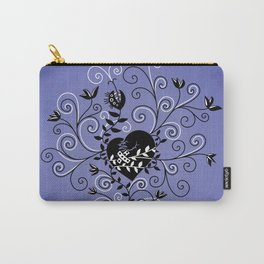 Mended Broken Heart Carry-All Pouch