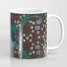 Blackthorn - William Morris Coffee Mug