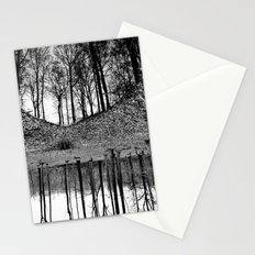 Reflection in the Wood 2 Stationery Cards