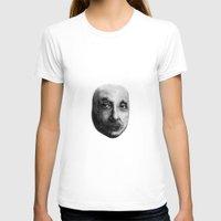 einstein T-shirts featuring Einstein by OK SO