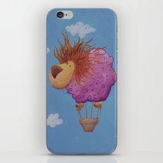 The hot hair balion iPhone & iPod Skin