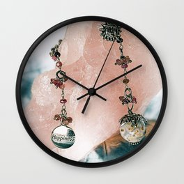 Spiritual Emotion Wall Clock