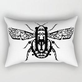 Beetle Type Rectangular Pillow