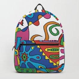On Track Backpack