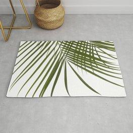 Palm Leaves I Rug