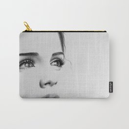 Emma Watson Minimal Drawing Carry-All Pouch