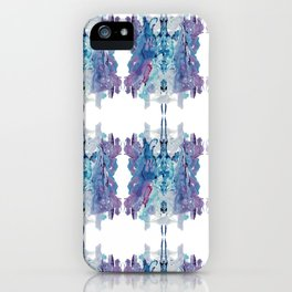 Ink Abstract Insect iPhone Case