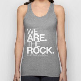 WE ARE THE ROCK Unisex Tank Top