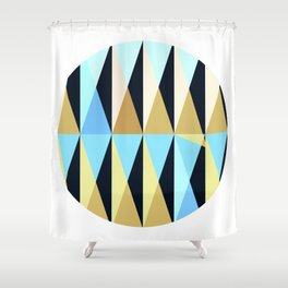 sphere no. 1 Shower Curtain