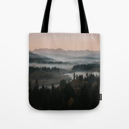 Good Morning! - Landscape and Nature Photography Tote Bag