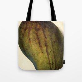 Vintage Illustration of a Mango Tote Bag