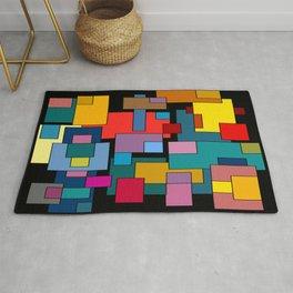 Color Blocks #4A Rug