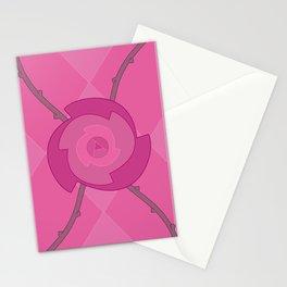 Rose's War Flag Stationery Cards