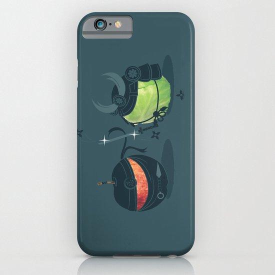 ninja vs samurai iPhone & iPod Case