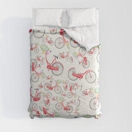 Bicycle Trip Comforters