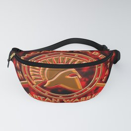 Spartan warrior Fanny Pack