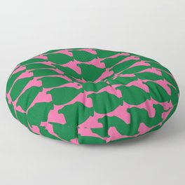 Puffers Floor Pillow