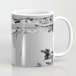 Upside Down Tree 1 Coffee Mug