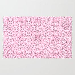 Pink Mosaic Summer 2018 Rug