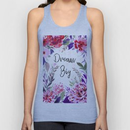 Dream Big Unisex Tank Top