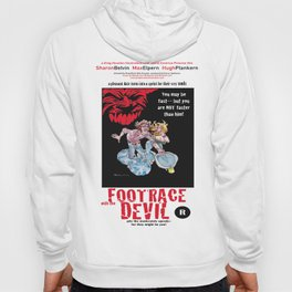 Junxploitation Poster (Footrace with the Devil) Hoody