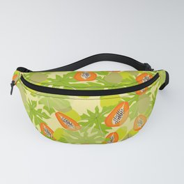 Papaya Storm Fanny Pack