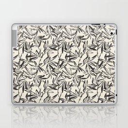 JUNGLIA CHARCOAL Laptop & iPad Skin