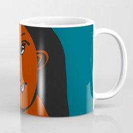 Red odalisque Coffee Mug