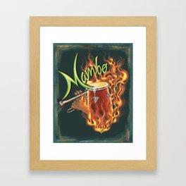 Mambo Framed Art Print