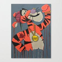 Thugger Canvas Print