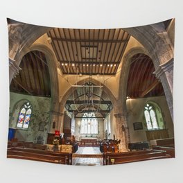 St Andrews Crossing Wall Tapestry