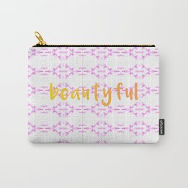 Blusher Carry-All Pouch