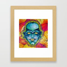 """""""jonah"""" Framed Art Print"""