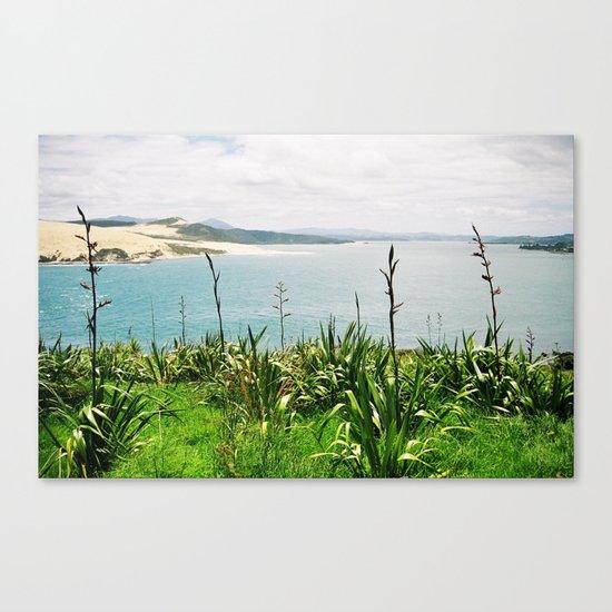 Opononi Canvas Print