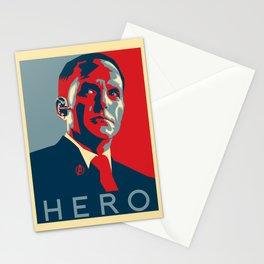 Hero Stationery Cards