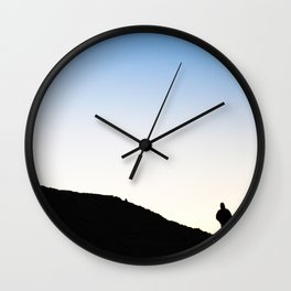 Sunrise #1 Wall Clock