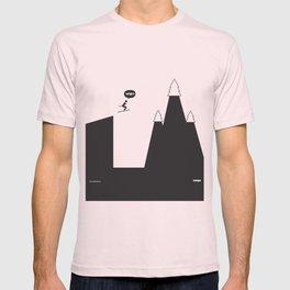 WTF? Ski T-shirt