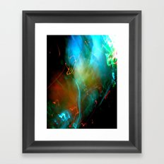 Euphoria Framed Art Print