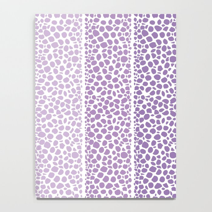 Riverside Colored Pebbles Notebook