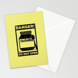 Danger Stationery Cards